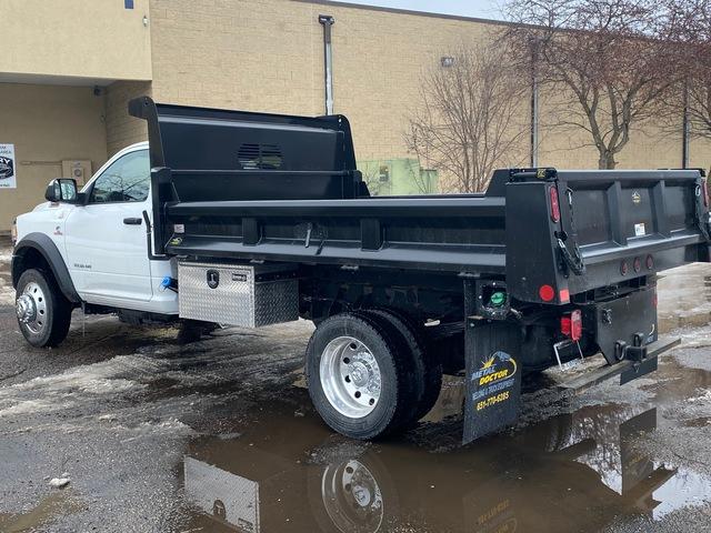2019 Ram 5500 Regular Cab DRW 4x4, Dump Body #219389 - photo 1