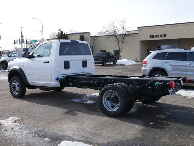 2019 Ram 5500 Regular Cab DRW 4x4, Cab Chassis #219391 - photo 1