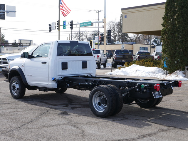 2019 Ram 5500 Regular Cab DRW 4x4, Cab Chassis #219392 - photo 1