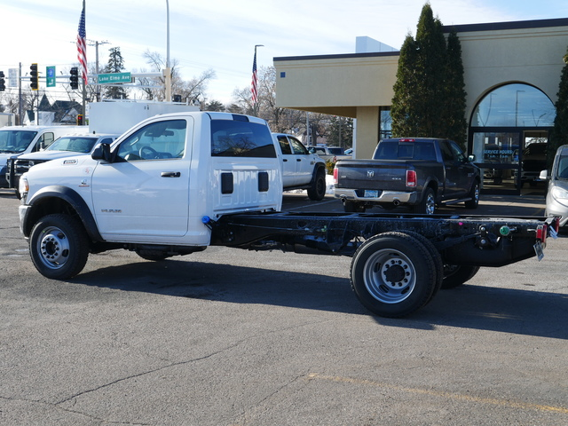 2020 Ram 5500 Regular Cab DRW 4x4, Cab Chassis #220055 - photo 2