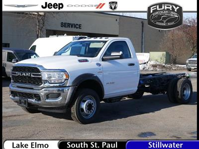 2020 Ram 5500 Regular Cab DRW 4x4, Cab Chassis #220055 - photo 1