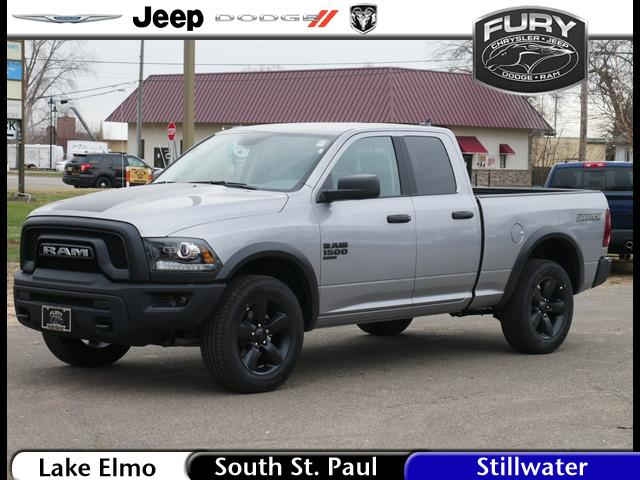 2020 Ram 1500 Quad Cab 4x4, Pickup #220080 - photo 1