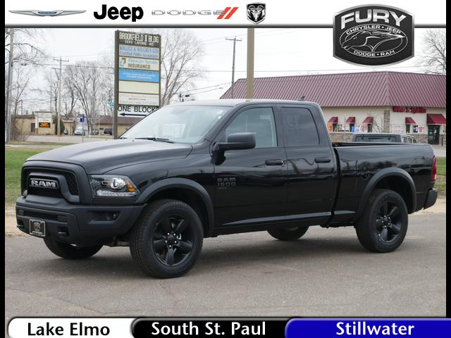 2020 Ram 1500 Quad Cab 4x4, Pickup #220090 - photo 1