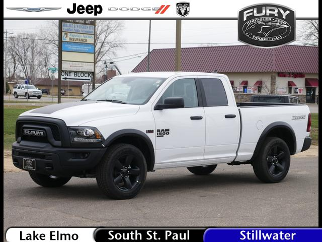 2020 Ram 1500 Quad Cab 4x4, Pickup #220093 - photo 1