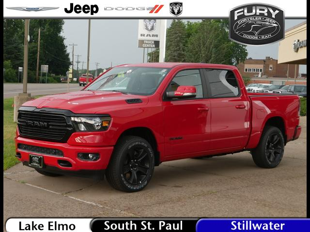 2020 Ram 1500 Crew Cab 4x4, Pickup #220124 - photo 1