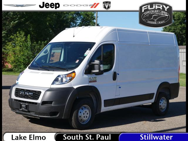 2020 Ram ProMaster 1500 High Roof FWD, Empty Cargo Van #220136 - photo 1