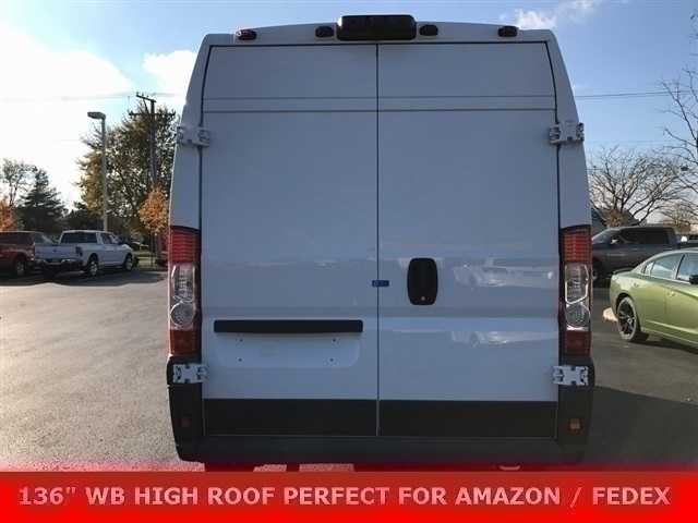 2018 ProMaster 2500 High Roof FWD,  Empty Cargo Van #R85236 - photo 3