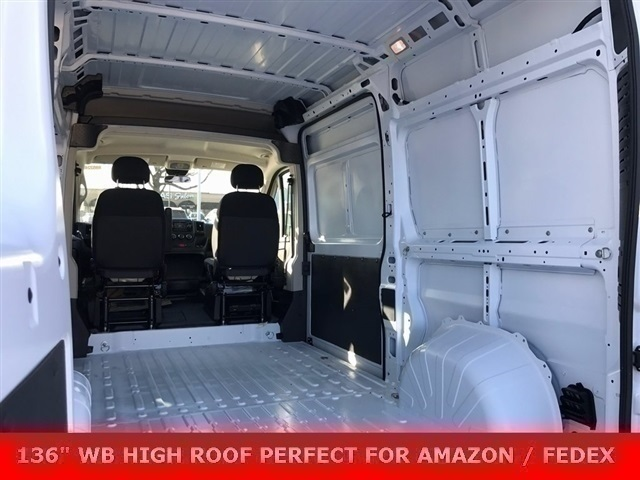 2018 ProMaster 2500 High Roof FWD,  Empty Cargo Van #R85236 - photo 2