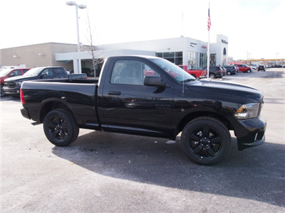 2018 Ram 1500 Regular Cab 4x4,  Pickup #R85298 - photo 6