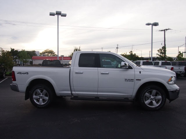 2018 Ram 1500 Quad Cab 4x4,  Pickup #R85317 - photo 6