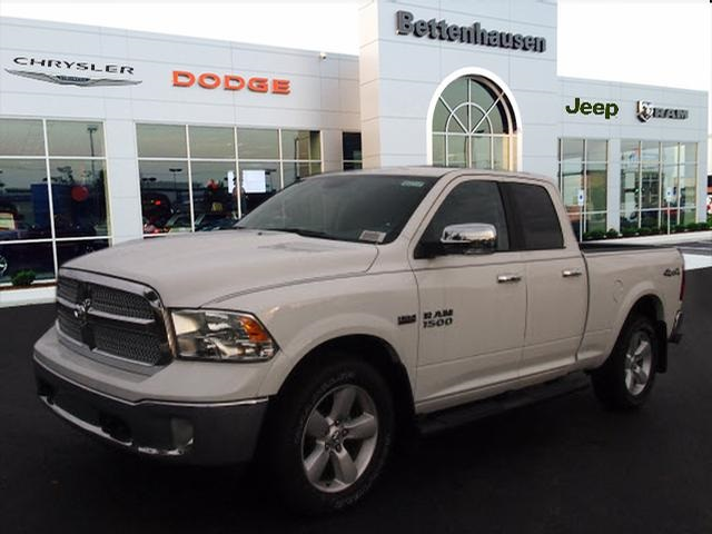 2018 Ram 1500 Quad Cab 4x4,  Pickup #R85317 - photo 3