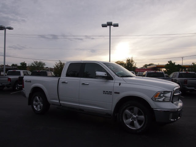 2018 Ram 1500 Quad Cab 4x4,  Pickup #R85317 - photo 2