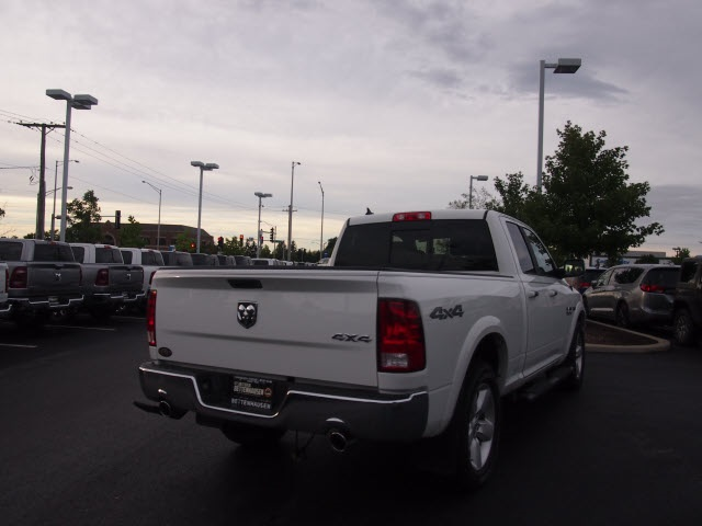 2018 Ram 1500 Quad Cab 4x4,  Pickup #R85317 - photo 8