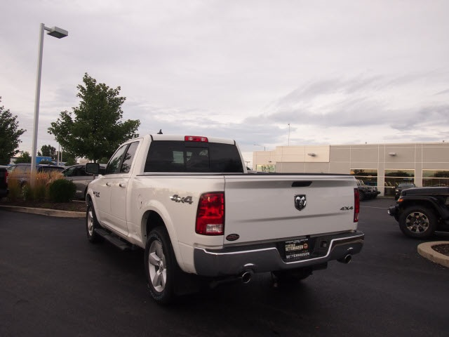 2018 Ram 1500 Quad Cab 4x4,  Pickup #R85317 - photo 10
