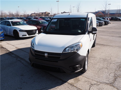 2018 ProMaster City,  Empty Cargo Van #R85370 - photo 4