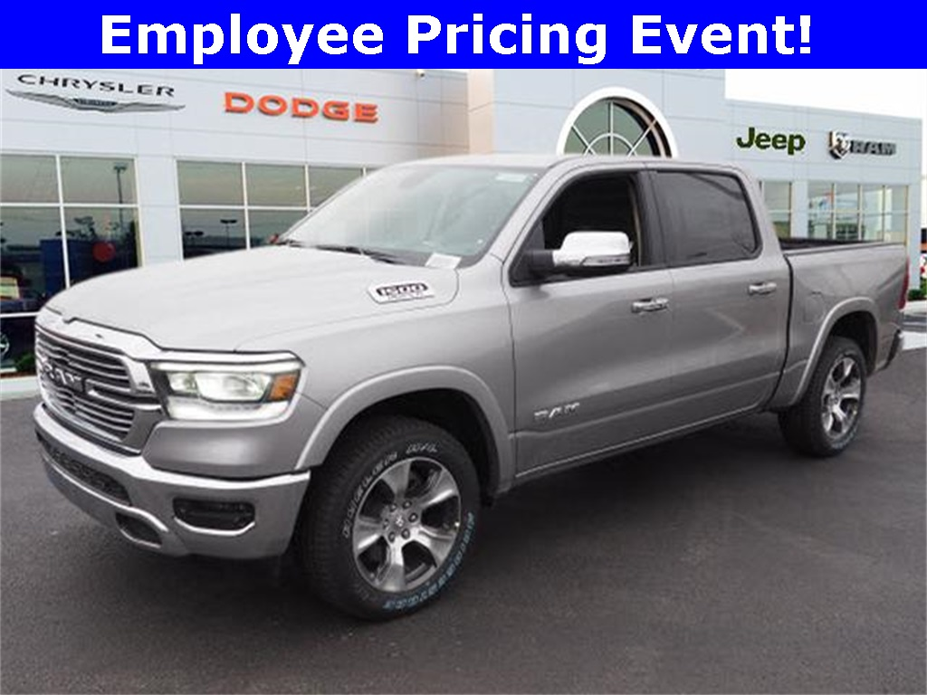 2019 Ram 1500 Crew Cab 4x4,  Pickup #R85469 - photo 1