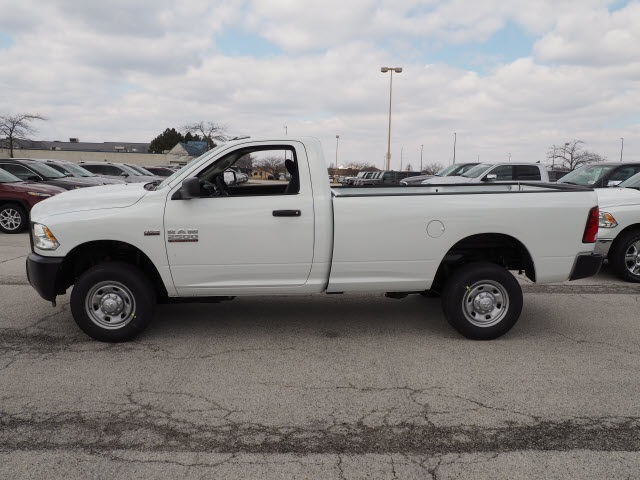 2018 Ram 2500 Regular Cab 4x4, Pickup #R85471 - photo 12