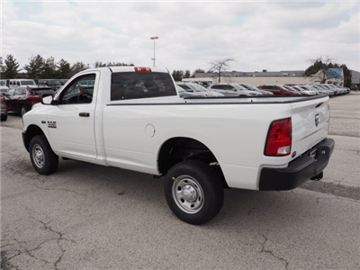 2018 Ram 2500 Regular Cab 4x4, Pickup #R85471 - photo 11