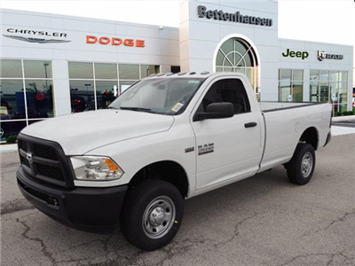 2018 Ram 2500 Regular Cab 4x4, Pickup #R85471 - photo 1