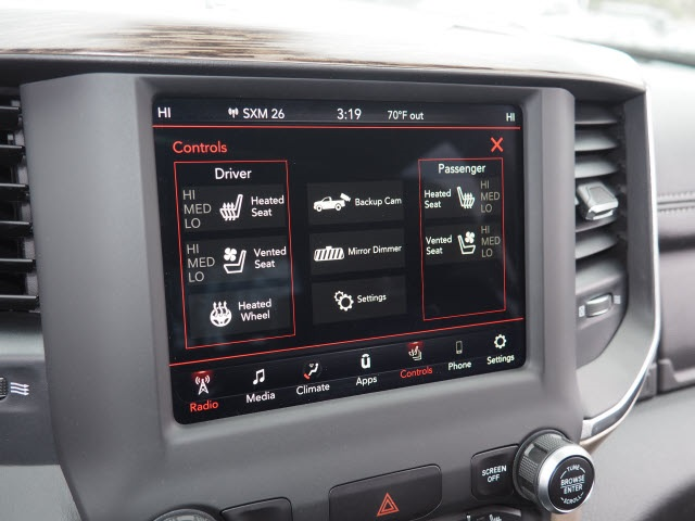 2019 Ram 1500 Crew Cab 4x4,  Pickup #R85506 - photo 20