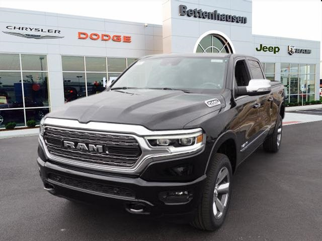 2019 Ram 1500 Crew Cab 4x4,  Pickup #R85511 - photo 3