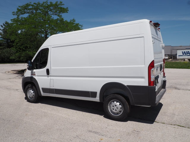 2018 ProMaster 1500 High Roof FWD,  Empty Cargo Van #R85561 - photo 11