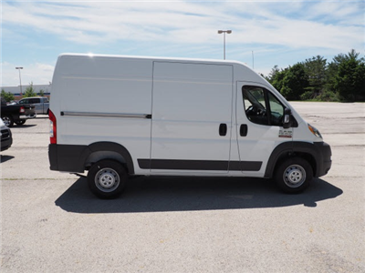 2018 ProMaster 1500 High Roof FWD,  Empty Cargo Van #R85561 - photo 7
