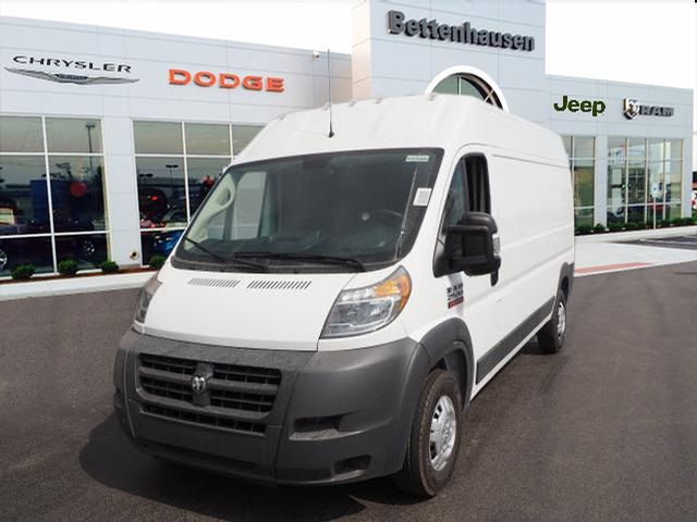 2018 ProMaster 2500 High Roof FWD,  Empty Cargo Van #R85566 - photo 3