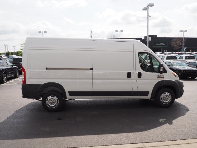2018 ProMaster 2500 High Roof FWD,  Empty Cargo Van #R85566 - photo 7