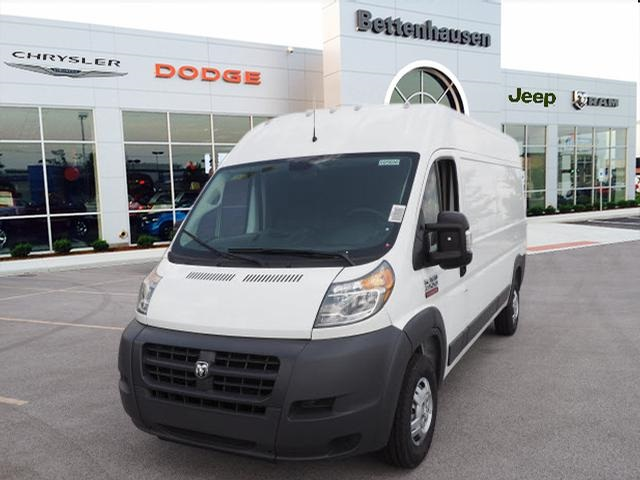 2018 ProMaster 2500 High Roof FWD,  Empty Cargo Van #R85600 - photo 9