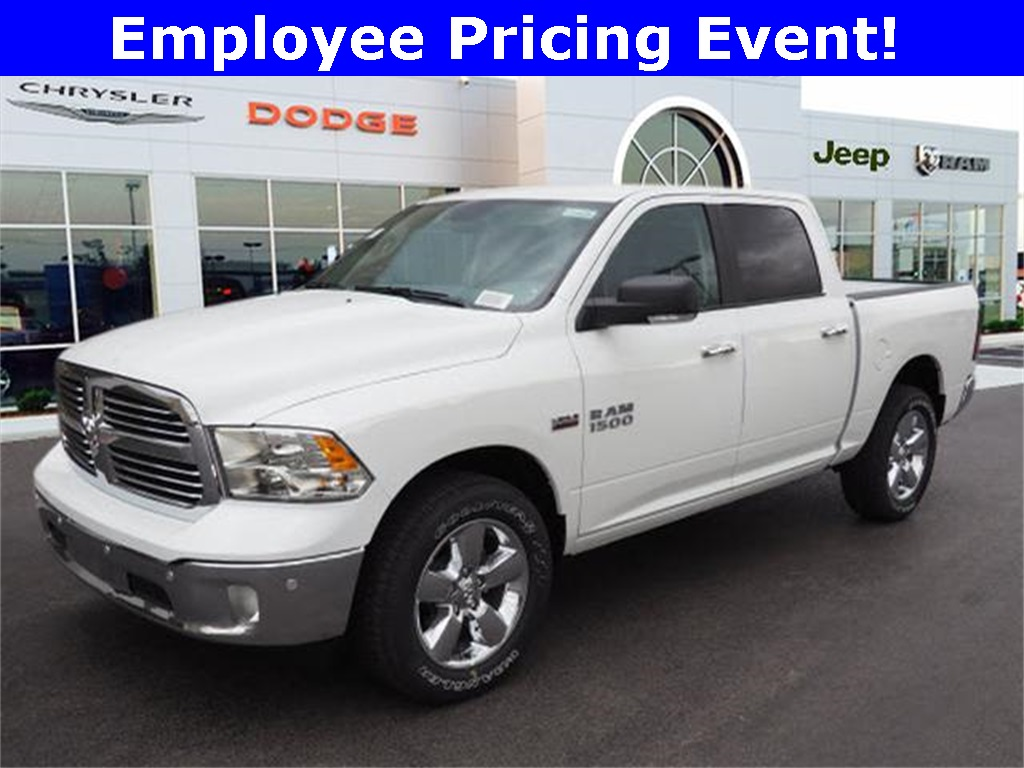 2018 Ram 1500 Crew Cab 4x4,  Pickup #R85606 - photo 1