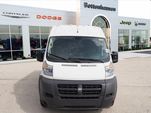 2018 ProMaster 2500 High Roof FWD,  Empty Cargo Van #R85619 - photo 4