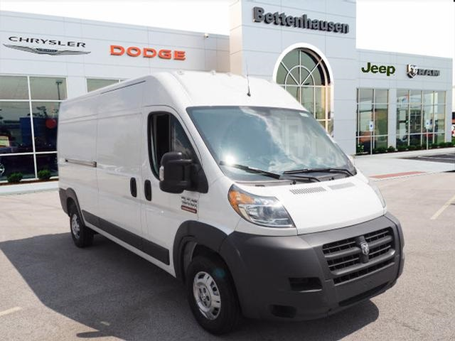 2018 ProMaster 2500 High Roof FWD,  Empty Cargo Van #R85625 - photo 1
