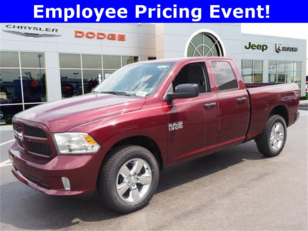 2018 Ram 1500 Quad Cab 4x4,  Pickup #R85639 - photo 1