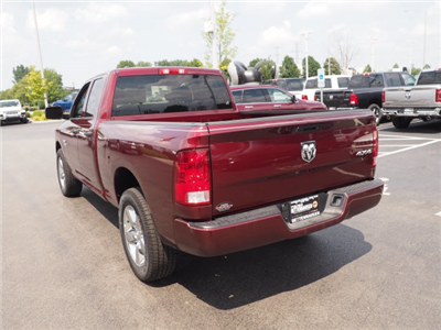 2018 Ram 1500 Quad Cab 4x4,  Pickup #R85639 - photo 2
