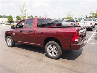 2018 Ram 1500 Quad Cab 4x4,  Pickup #R85639 - photo 11