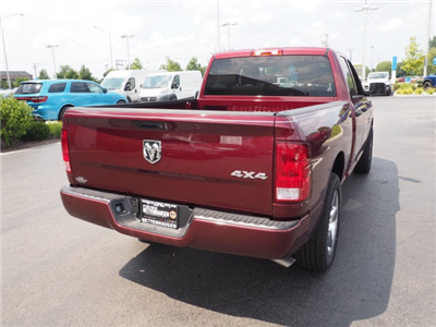 2018 Ram 1500 Quad Cab 4x4,  Pickup #R85639 - photo 9