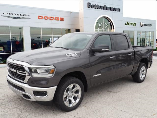 2019 Ram 1500 Crew Cab 4x4,  Pickup #R85642 - photo 1