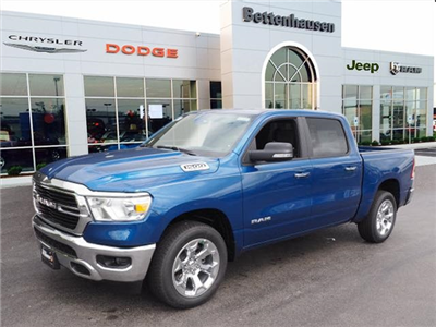 2019 Ram 1500 Crew Cab 4x4,  Pickup #R85657 - photo 1