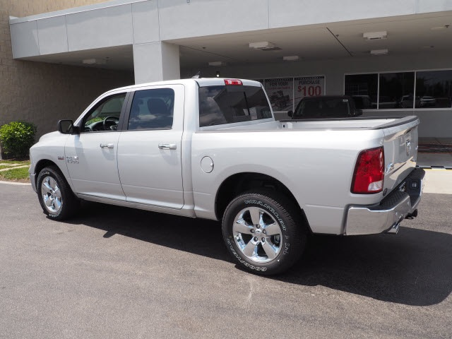 2018 Ram 1500 Crew Cab 4x4,  Pickup #R85677 - photo 2