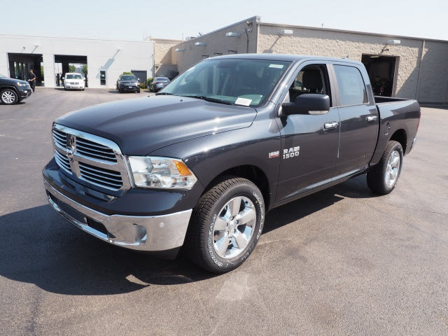 2018 Ram 1500 Crew Cab 4x4,  Pickup #R85689 - photo 3