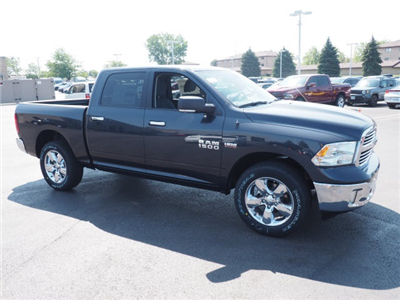2018 Ram 1500 Crew Cab 4x4,  Pickup #R85689 - photo 10