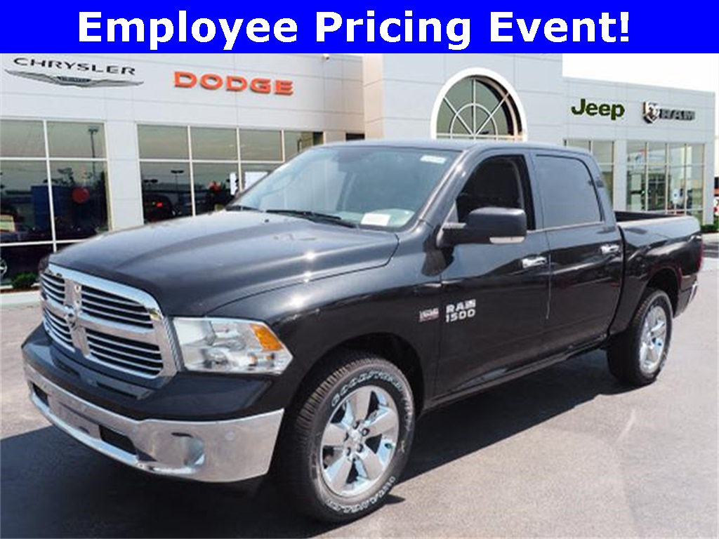 2018 Ram 1500 Crew Cab 4x4,  Pickup #R85700 - photo 1