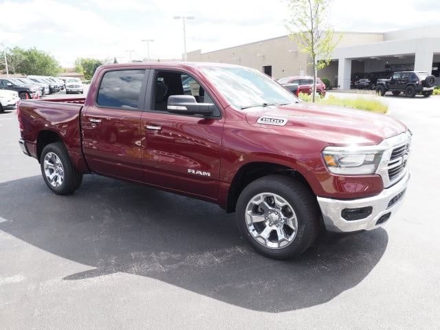 2019 Ram 1500 Crew Cab 4x4,  Pickup #R85754 - photo 6