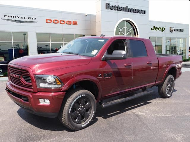 2018 Ram 2500 Mega Cab 4x4,  Pickup #R85782 - photo 1