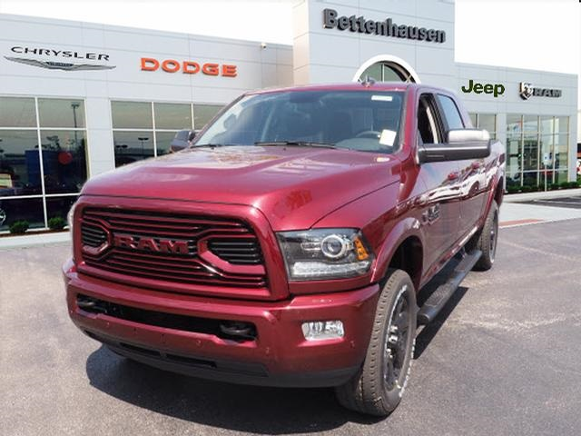 2018 Ram 2500 Mega Cab 4x4,  Pickup #R85782 - photo 3