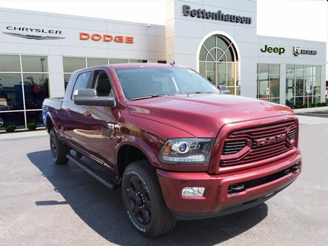 2018 Ram 2500 Mega Cab 4x4,  Pickup #R85782 - photo 5