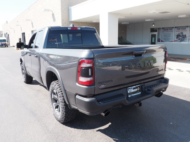 2019 Ram 1500 Quad Cab 4x4,  Pickup #R85791 - photo 2