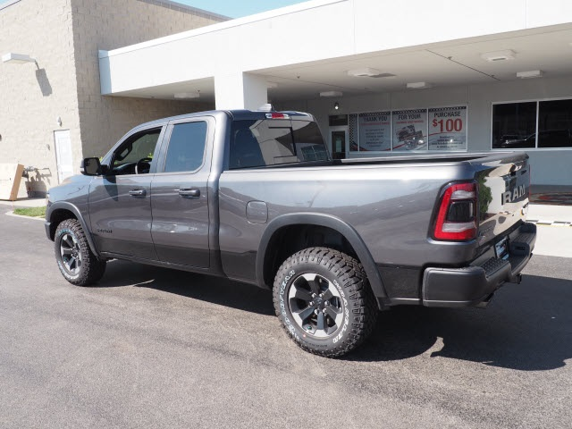 2019 Ram 1500 Quad Cab 4x4,  Pickup #R85791 - photo 11