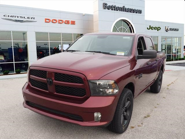 2019 Ram 1500 Crew Cab 4x4,  Pickup #R85802 - photo 4